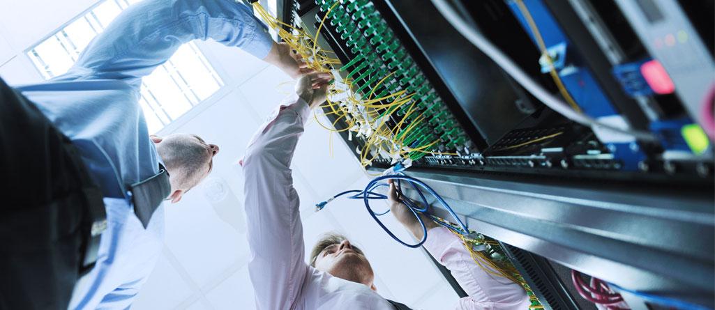 Data Amp Fibre Optic Network Cabling Andrews Electrical